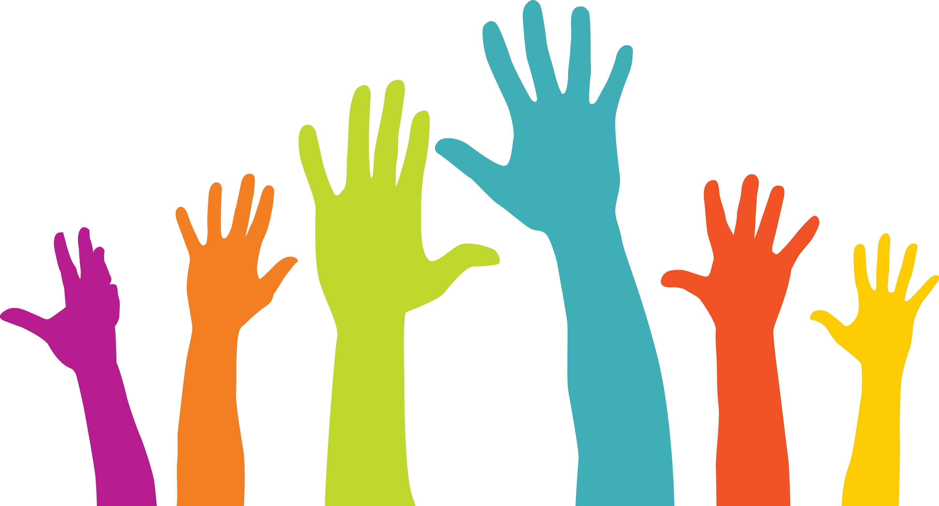 Volunteers images free download. Volunteering clipart volunteer hand