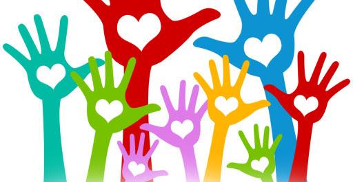 Volunteers are the of. Volunteering clipart volunteer heart