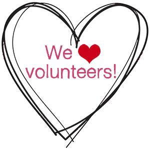 Volunteering clipart volunteer heart. Your volunteers rock be