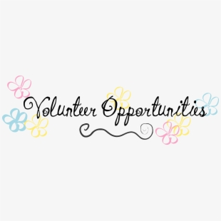 Opportunities st patrick clip. Volunteering clipart volunteer opportunity