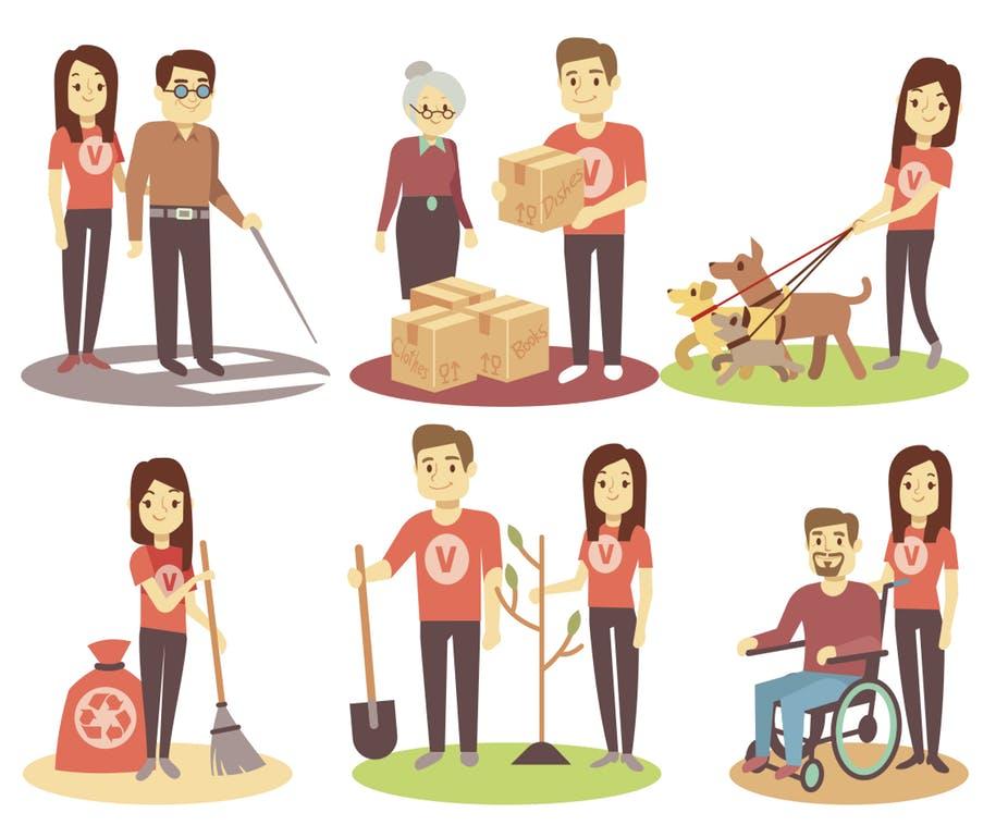Volunteering clipart volunteerism. Why rural australia is