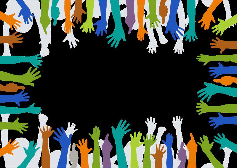 Volunteering clipart volunteerism. Volunteers medium image png
