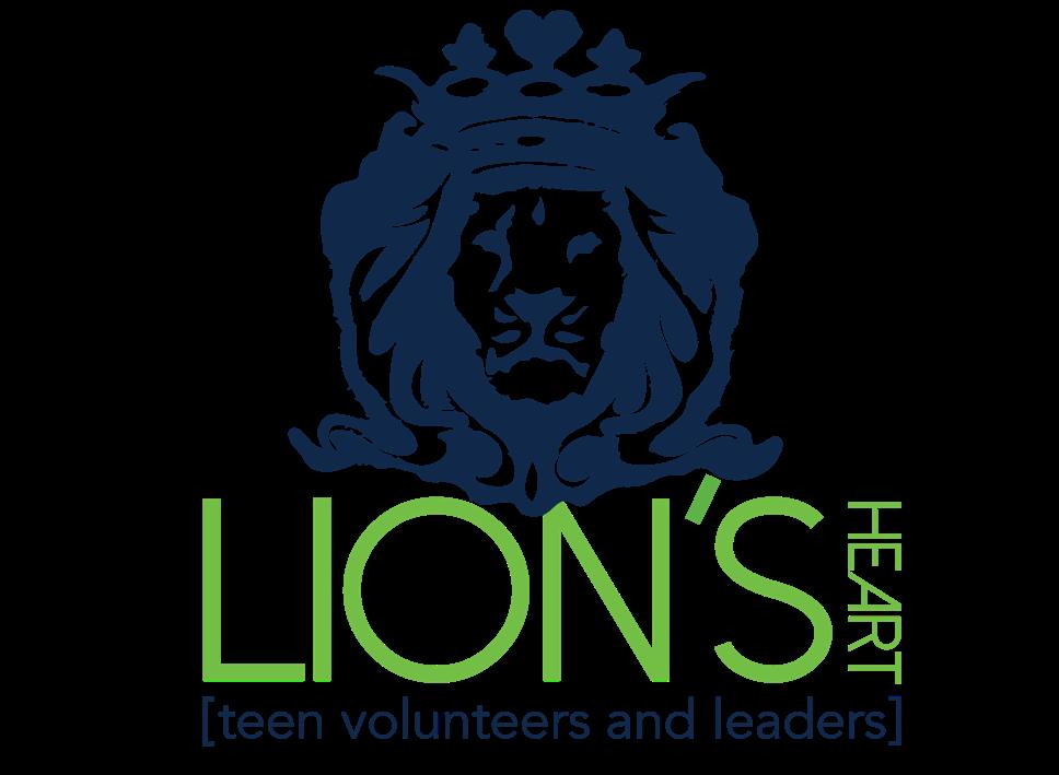 Volunteering clipart we love our volunteer. Lion s heart teen
