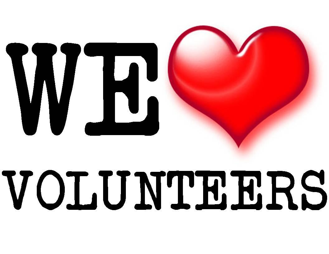 Volunteers image . Volunteering clipart we love our volunteer