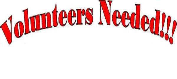 For coming season fsj. Volunteers needed clipart