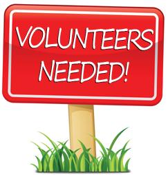 Free volunteer clip art. Volunteers needed clipart