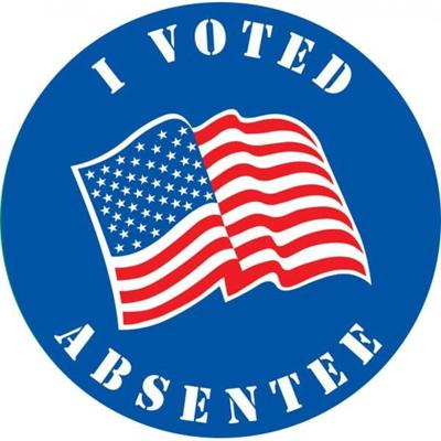 What you need to. Voting clipart absentee ballot