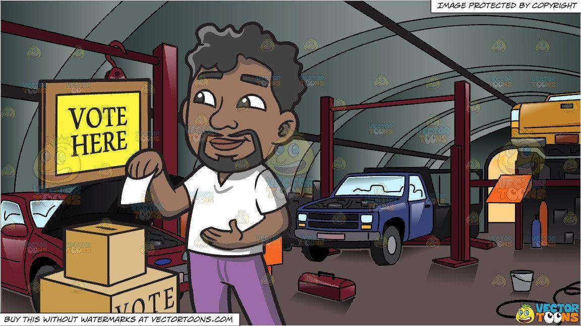 Voting clipart black man. Pin on scenes