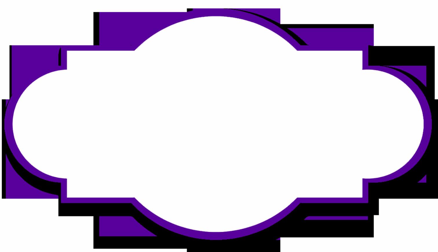 Voting clipart border. Simple purple clip art