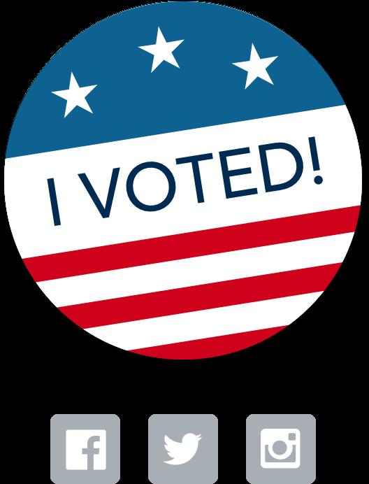 La county vote casey. Voting clipart civic duty