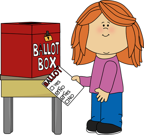 Voting clipart cute. Free cliparts download clip