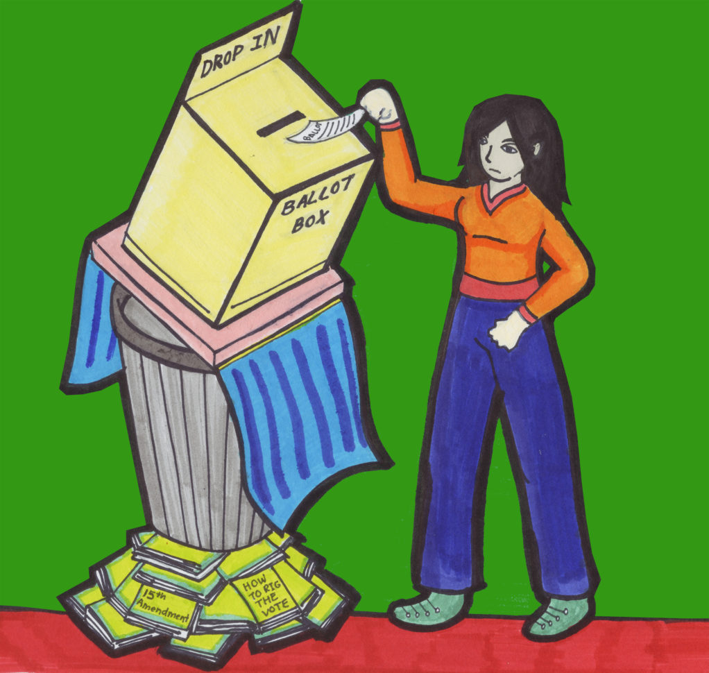 To protect democracy citizens. Voting clipart democratic right