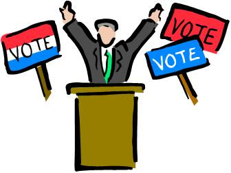 Voting clipart election candidate. Resources