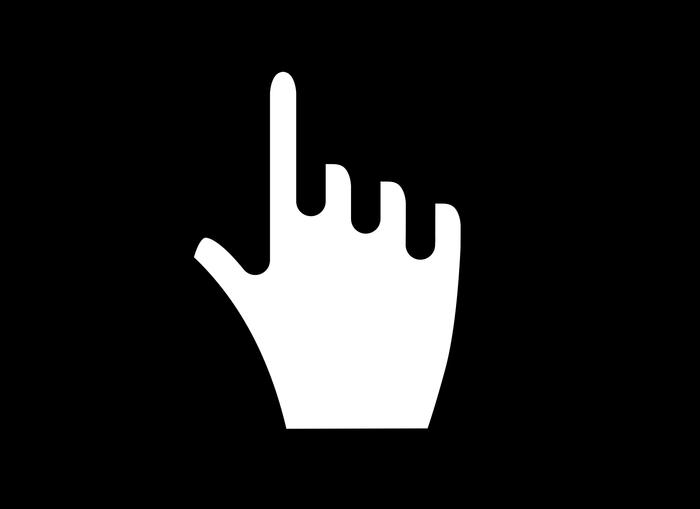 Sxswedu panel picker smore. Voting clipart finger