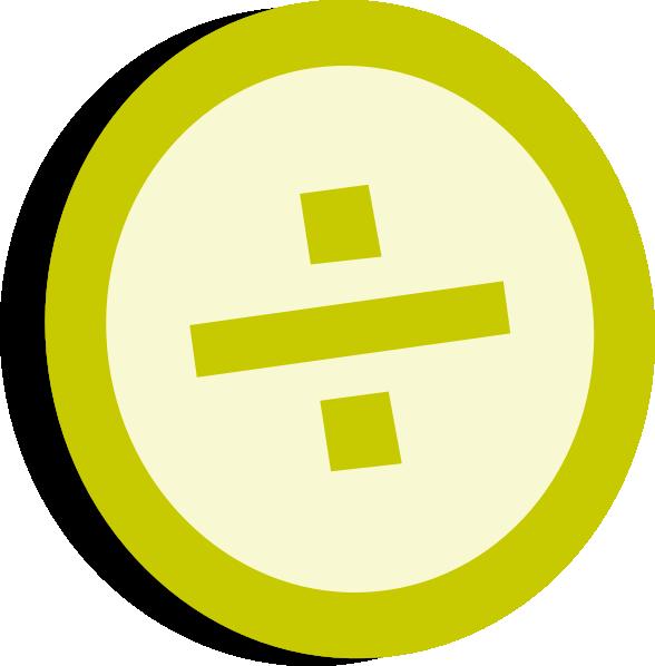Voting clipart icon. Symbol divide vote clip