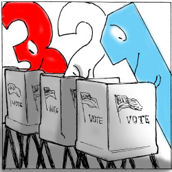 How maine can finally. Voting clipart majority rule