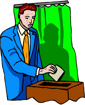 Voting clipart person. People panda free images