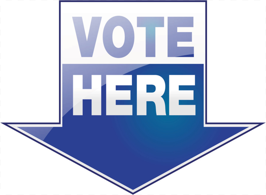 Voting clipart polling place. Text box png download