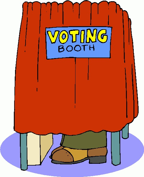 For class clip art. Voting clipart president
