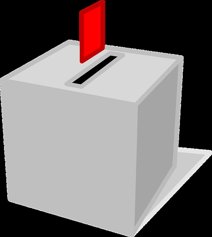 Activism starts ends at. Voting clipart reform