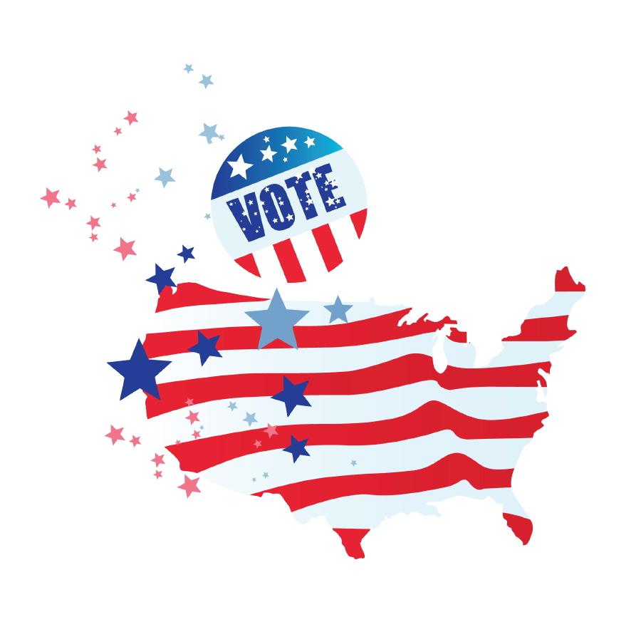Voting clipart representative government. The privilege right and