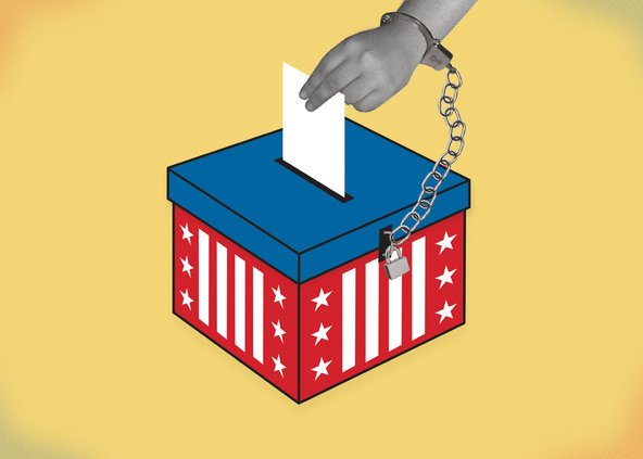 Voting clipart self government. Should be mandatory the