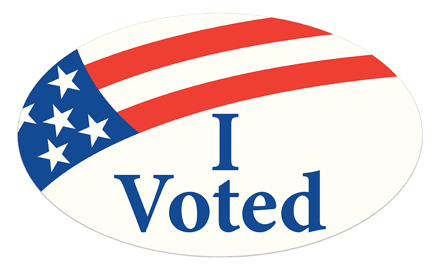 If you don t. Voting clipart sticker