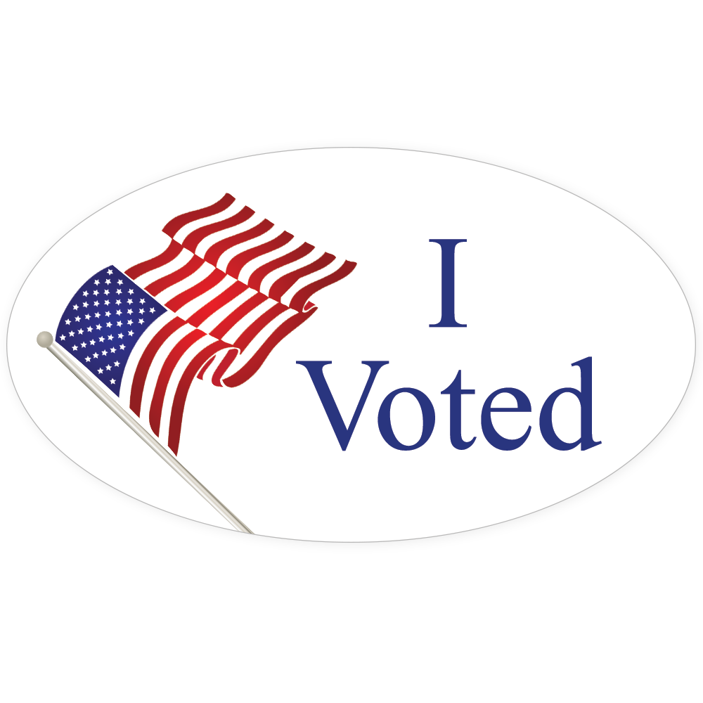 Voting clipart sticker. Download united states election