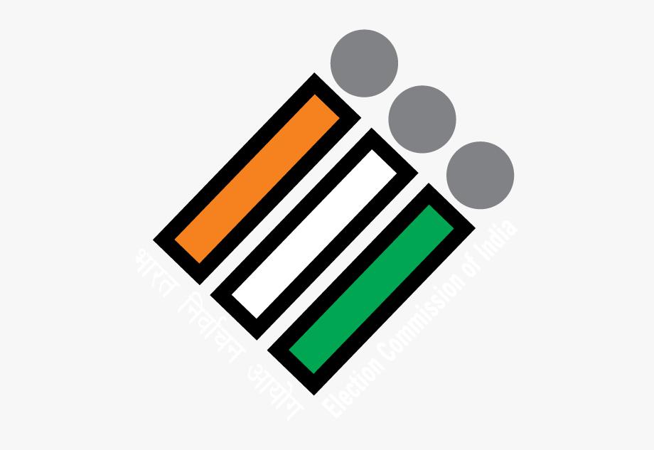 Lok sabha election logo. Voting clipart symbol vote indian