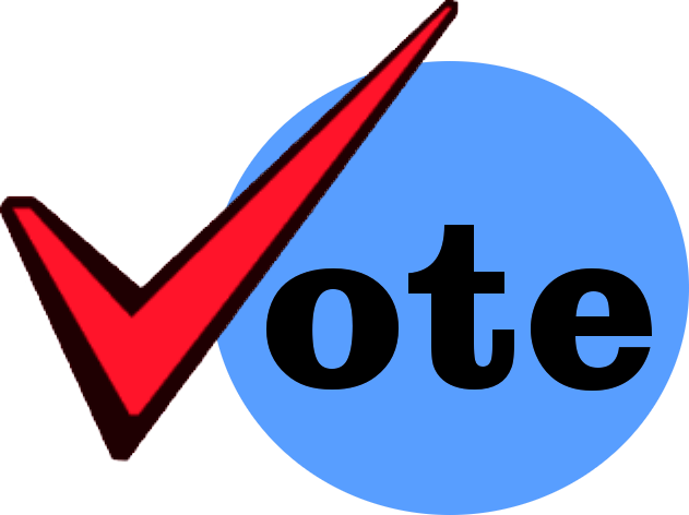 Voting clipart transparent background. Vote png images free
