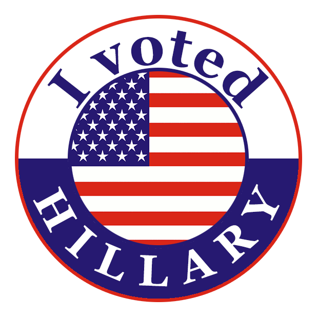 Voting clipart voted sticker. I stickers by michael