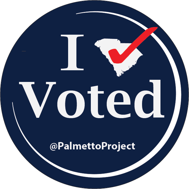 For south carolina a. Voting clipart voted sticker