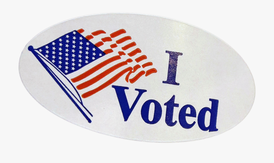 I png pdf free. Voting clipart voted sticker