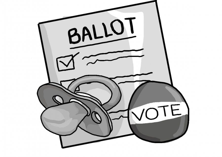 Voting clipart voting age. Point should the united