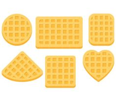 Waffle clipart. Square google search pinterest