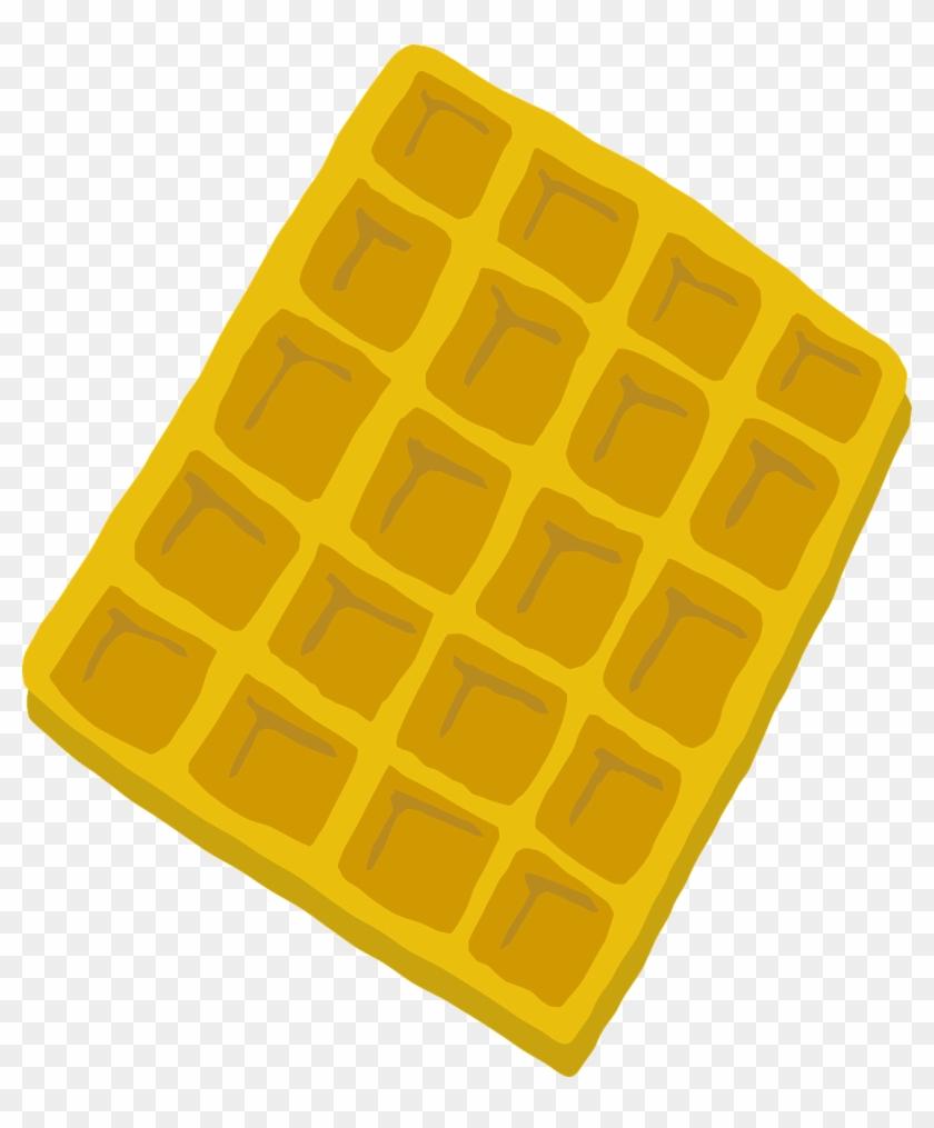 Waffle clipart cartoon. Breakfast waffles transparent