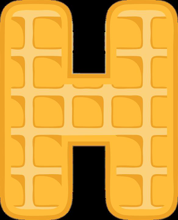 Waffle clipart circle. Free photo font alphabet