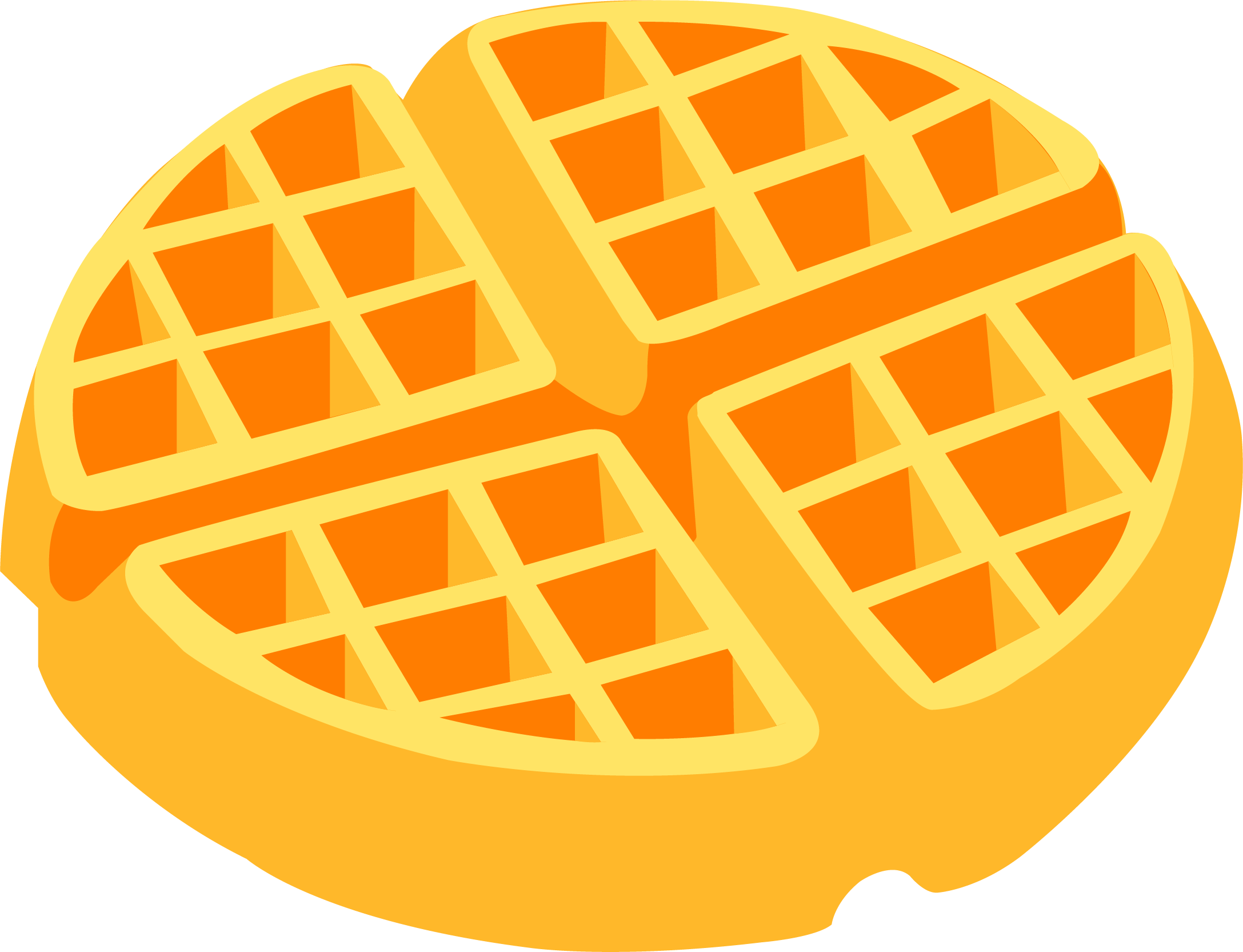 Layouts artsy ayesh for. Waffle clipart circular