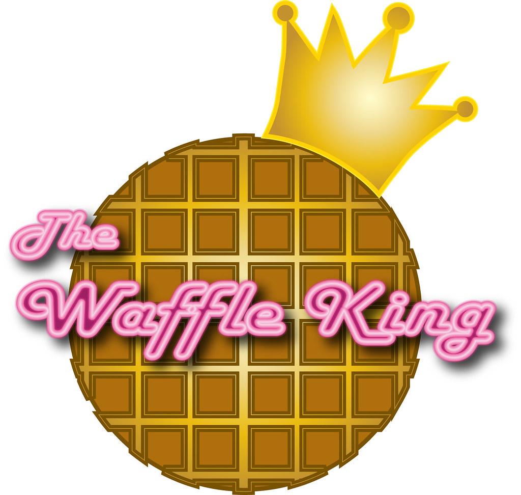Waffle clipart ego. The king logo my