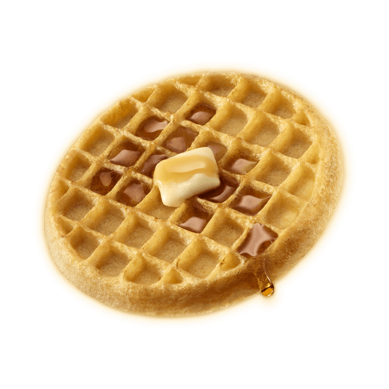 Png . Waffle clipart frozen