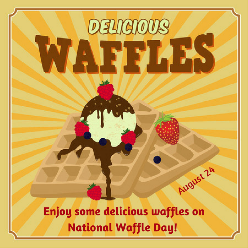 Waffle clipart frozen. Food cartoon poster chocolate