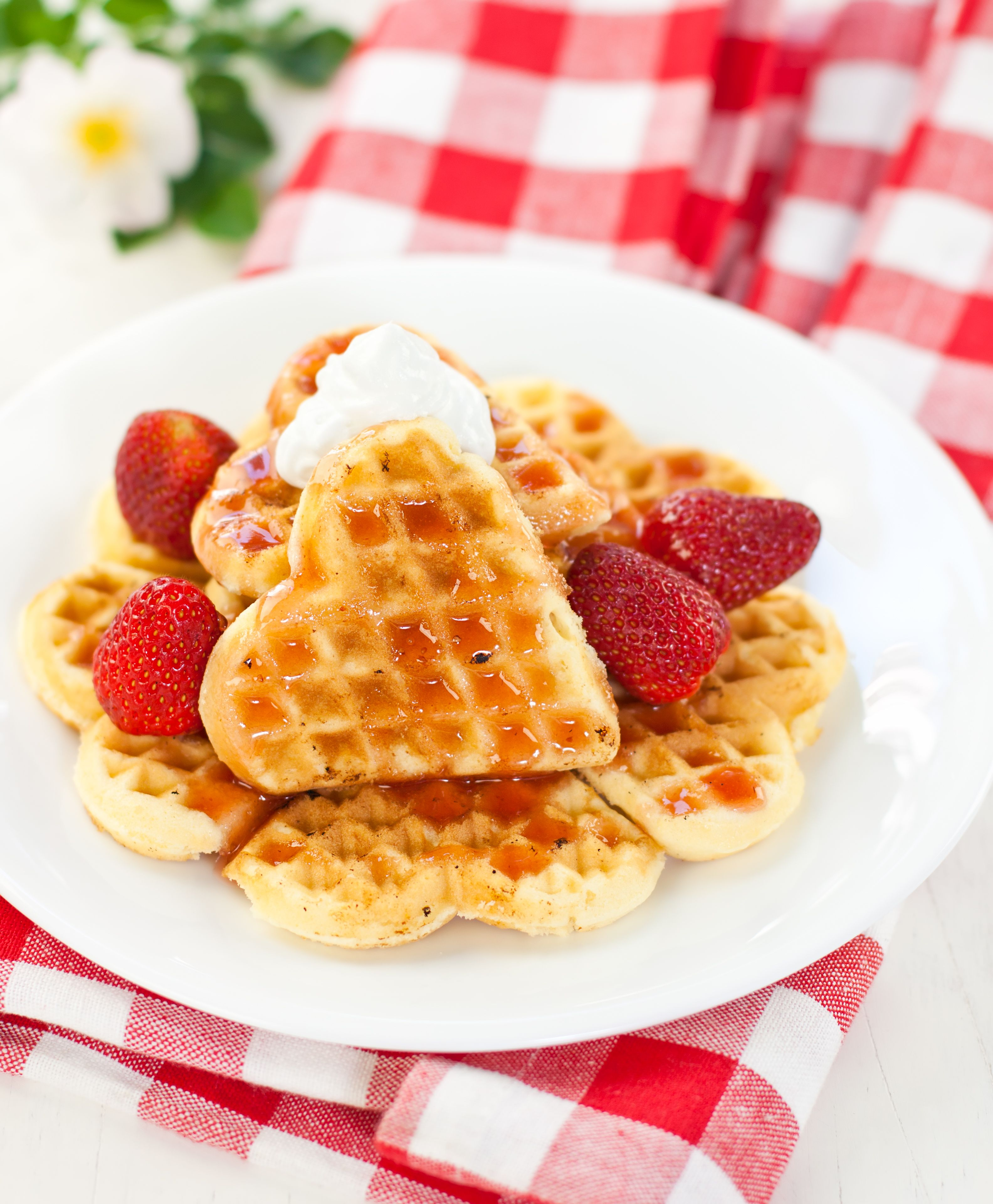 Waffle clipart heart shaped waffle. The best makers waffles