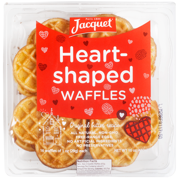 Waffle clipart heart shaped waffle. Frenchery frencheryfoods twitter just