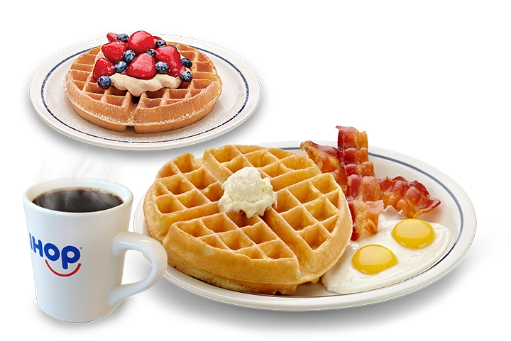 Waffle clipart ihop. Health the write wade