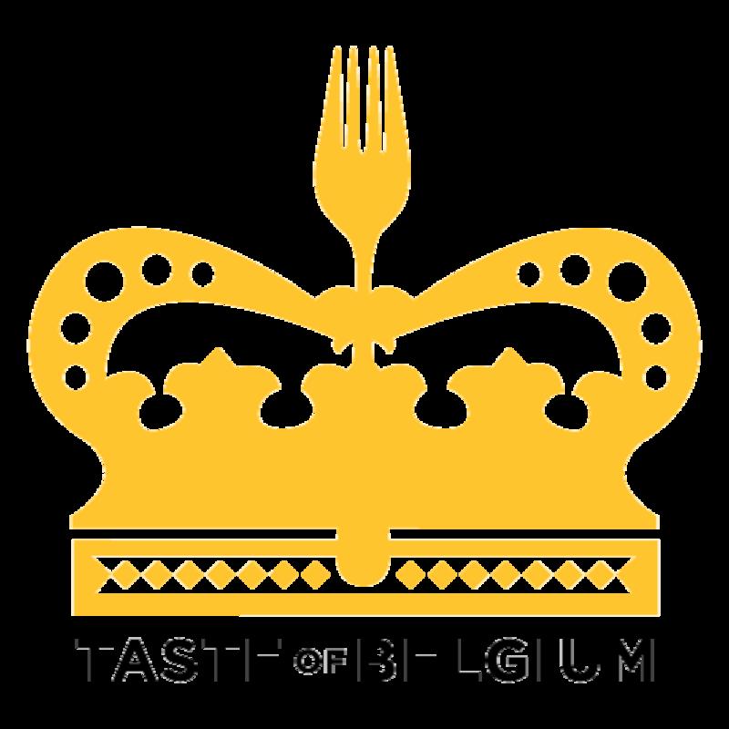 Waffle clipart plain. Taste of belgium findlay