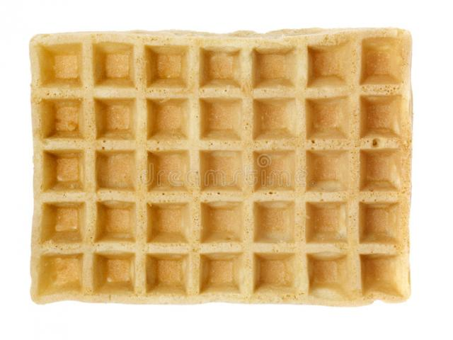 Free download clip art. Waffle clipart rectangle