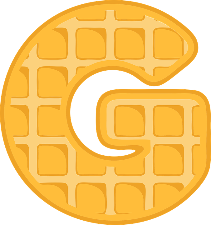 Free photo text alphabet. Waffle clipart rectangle