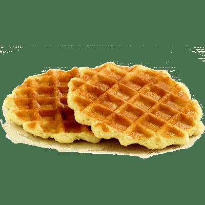 Belgian li ge transparent. Waffle clipart small