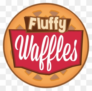 Fluffy waffles cali full. Waffle clipart small