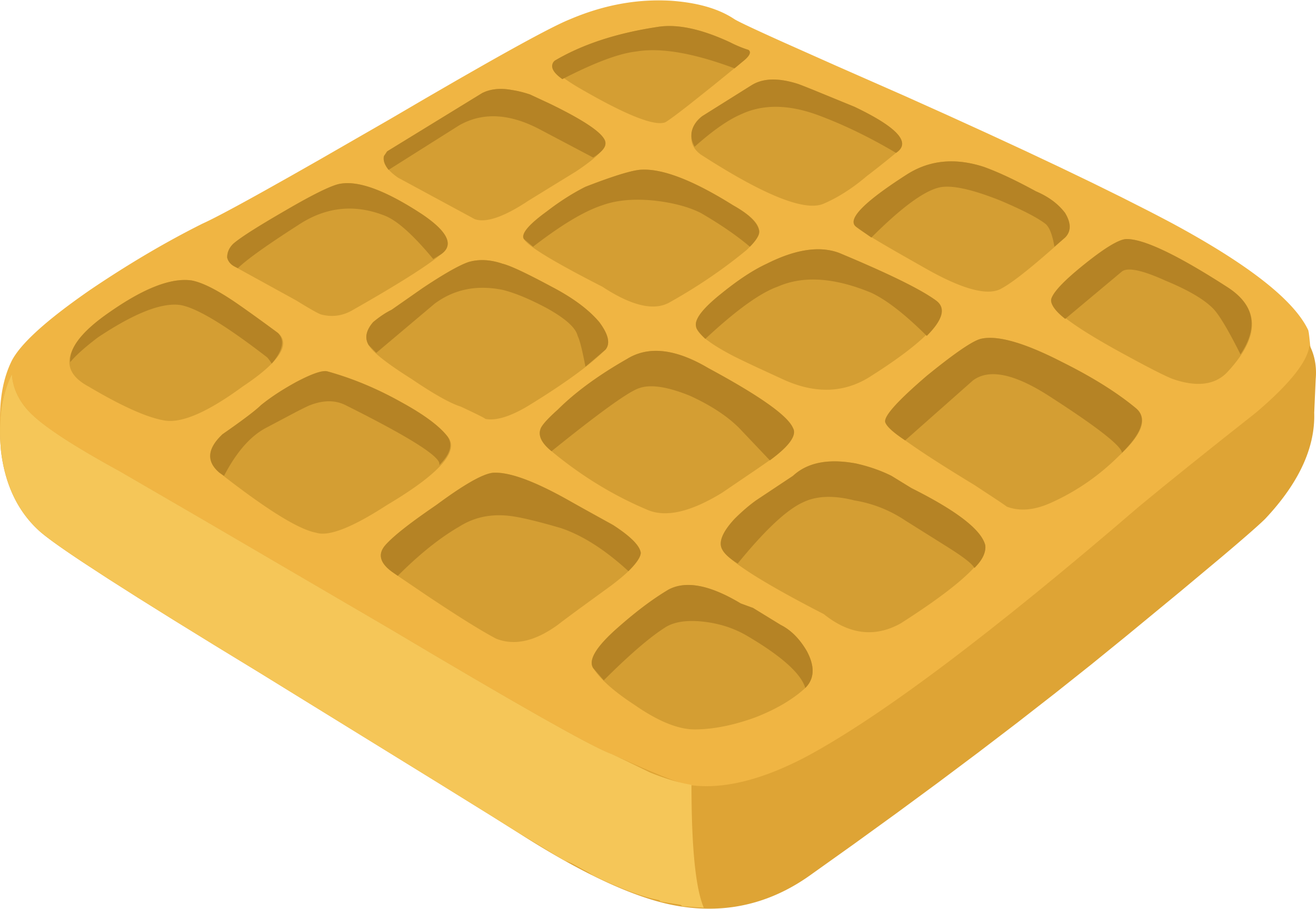 Waffle clipart svg. Food waffles by glitch